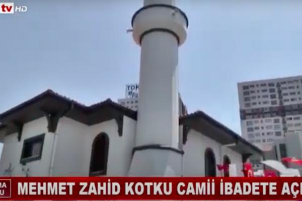 Mehmet Zahid Kotku Camii Açılışı - Akit TV